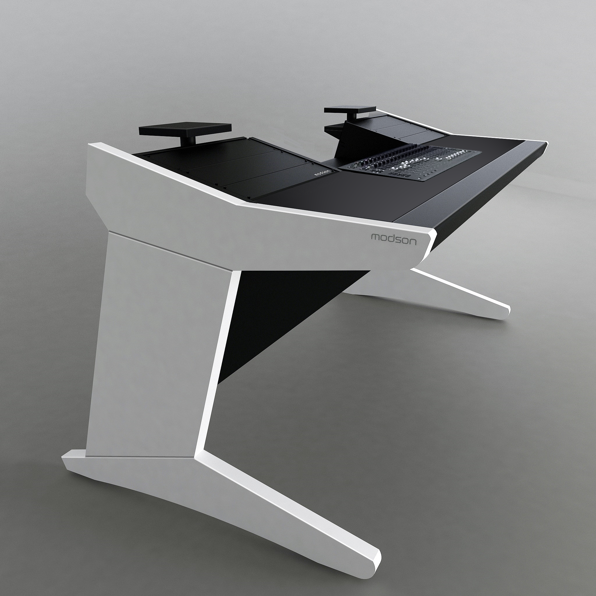 Xplore 2.0 Basic Desk The Xplore 2.0 The Perfect Workstation For Mixing And  Mastering Studios.